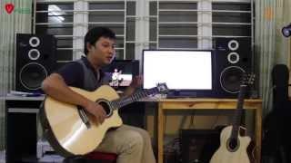 4h và 500 ca khúc cho người mới tập chơi Guitar - NS. Lê Hùng Phong