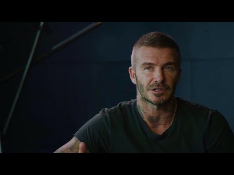 WEB EXTRA: David Beckham Explains Official Club Name & Crest For Miami's MLS Soccer Team