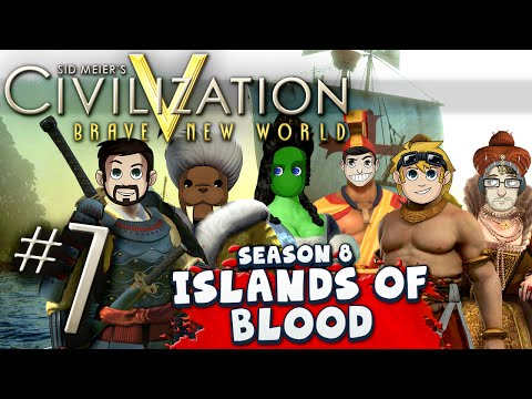 panic - Civilization 5 action continues as excitement proves too much for Trott's bladder while Tom's bad decisions mount up against him. Watch episodes early at http://www.yogscast.com/ Duncan -...
