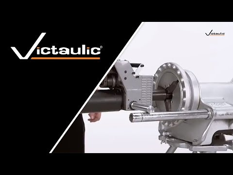 Victaulic RG1200 OGS-200 Roll Grooving Tool Operation and Maintenance