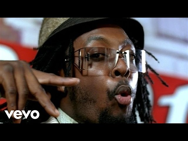 The Black Eyed Peas - Shut Up