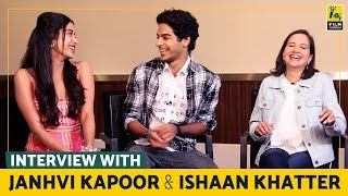 Video Interview with Janhvi Kapoor and Ishaan Khatter | Dhadak | Anupama Chopra MP3, 3GP, MP4, WEBM, AVI, FLV Agustus 2018