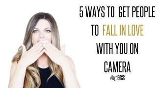 Video How to Make People Fall In Love With You on Camera MP3, 3GP, MP4, WEBM, AVI, FLV Oktober 2018