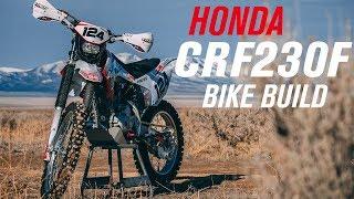 2. Honda CRF230F Bike Build