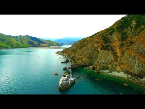 Cable Bay & The Glen - Nelson New Zealand