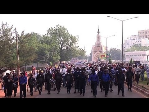 Bamako: manifestation pour une intervention dans le Nord-Mali