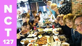 Video I Spent The Day With A K-Pop Boy Band: NCT 127 MP3, 3GP, MP4, WEBM, AVI, FLV November 2018