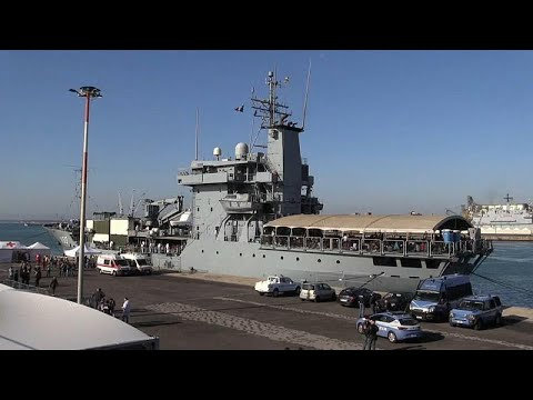 Η Γερμανία αποχωρεί από τη ναυτική επιχείρηση «Σοφία»