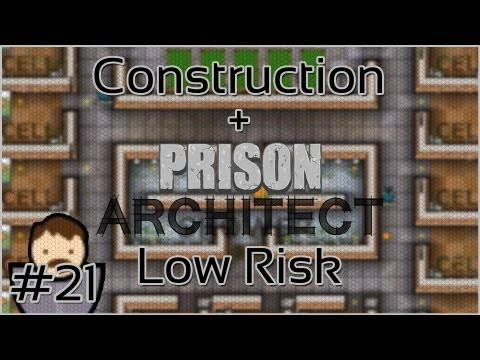 prison - Episode 21 of Construction + Prison Architect + Low Risk. PA is a management / building game inspired by dwarf fortress, dungeon keeper, theme hospital etc. ...