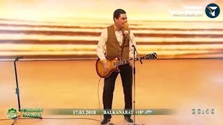 Музыкальная пауза на портале - Президент Туркменистана - «Каракум»