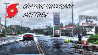 Ridgeland (SC) United States  city images : 10/07-10/08/2016 - Hurricane Matthew Chase - Savannah, GA/Ridgeland, SC.