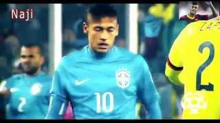 Neymar  red cards 2015 - Colombia -Brazil, neymar, neymar Barcelona,  Barcelona, chung ket cup c1, Barcelona juventus