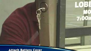 Adams Rite eForce-150 Keyless Entry Installation Overview thumbnail
