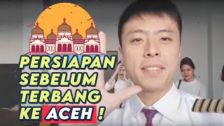 Video PILOT DIARY VLOG - Persiapan Ke Aceh Sebelum Hujan Lebat MP3, 3GP, MP4, WEBM, AVI, FLV April 2019