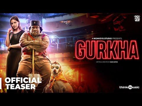 யோகி பாபுவின்  குர்கா  திரைப்பட Teaser  Gurkha Official Teaser | Yogi Babu, Anandraj | Raj Aryan | Sam Anton