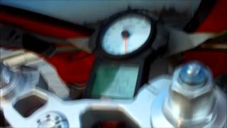 8. My Ducati 999 Top Speed