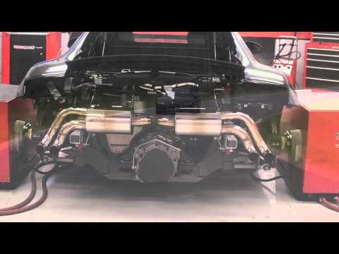 Video STaSIS Engineering R8 V8 Intake Exhaust Software