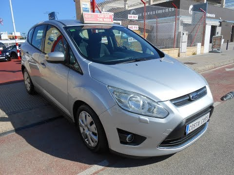 See video Ford C-MAX 1.6Ti-VCT TREND