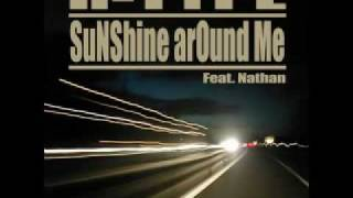 Progressive House: R-Type - Sunshine around me (radio edit)
