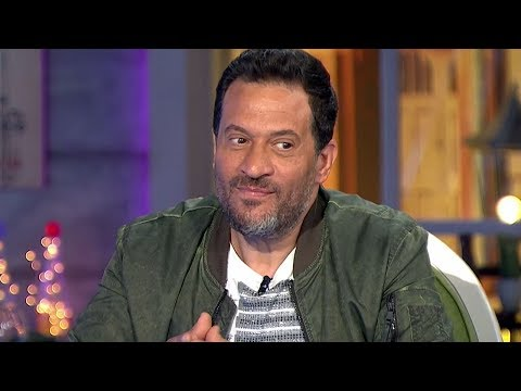 """ماجد المصري يقلد رقص جون ترافولتا في """"حمى ليلة السبت"""" مع شيماء سيف"""