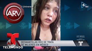 Dramático rescate de mujeres explotadas sexualmente | Al Rojo Vivo