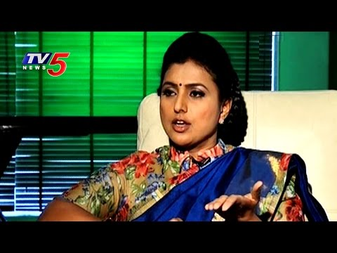 YSRCP MLA Roja Exclusive Interview | The Insider