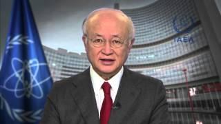 سخنان آقای امانو در مورد برنامه هستهای ایران