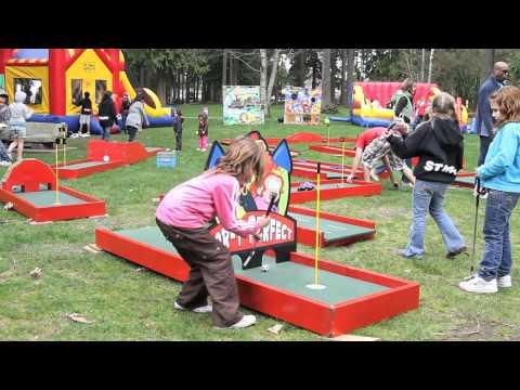 Children's Events Par-T-Perfect