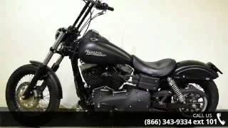 6. 2011 Harley-Davidson FXDB - Dyna Street Bob  - RideNow Po...
