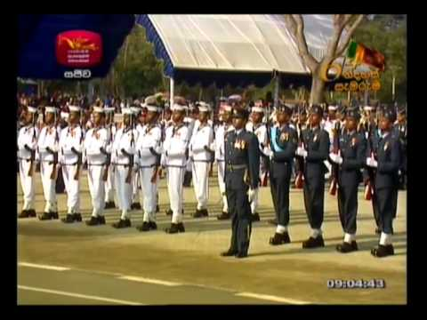 64th National Independence Day Celebration Of Sri Lanka Live From Anuradhapura Part 04