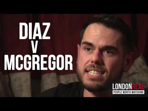 DIAZ VS MCGREGOR 2 |UFC 202| - Ross Edgley on London Real (видео)