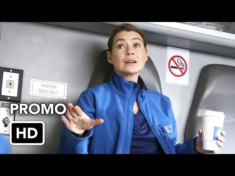 Grey's Anatomy 12.17 (Preview)