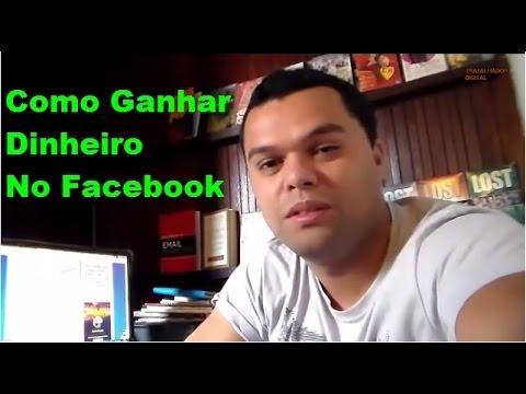 Como Ganhar Dinheiro no Facebook através de Anuncios