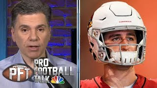 Should Cardinals draft Kyler Murray, trade Josh Rosen? | Pro Football Talk | NBC Sports
