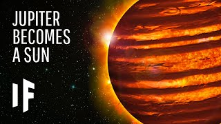 What If Jupiter Became a Star?