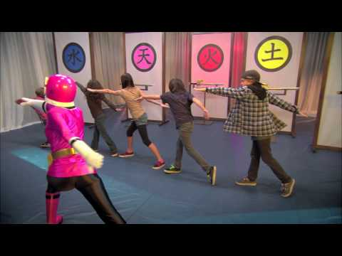 Train Like a Ranger: Body Stretch