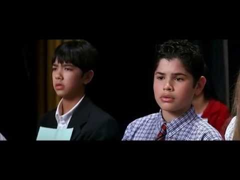 Akeelah and the Bee - They Cheated! HD