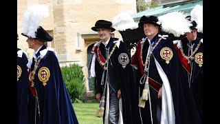 Don Felipe Caballero de la Muy Noble Orden de la Jarretera