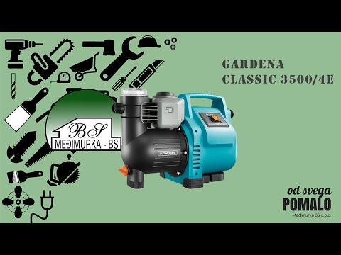 GARDENA pumpa 35004E CLASSIC (1757-20)
