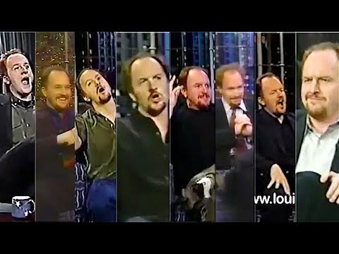 [VOL.1] Louis CK's 15 Years on Conan O'Brien Best Bits Compilation (1993-2008) [CHRONOLOGICAL]