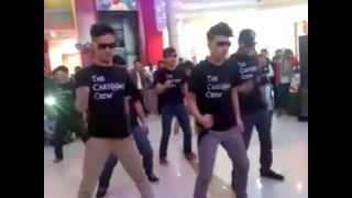 The Cartoonz Crew (Nepal) Performing At City Centre l New Year's Eve 2013.