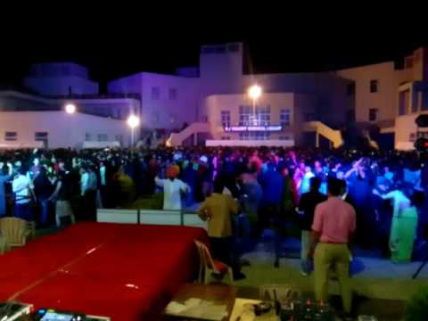 DJ Harry live @ ICFAI(Business School) Hyderabad