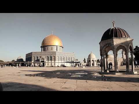 أجواء مدنية القدس في رمضان