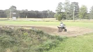 10. Tristan Riding 2011 yamaha raptor 90      539