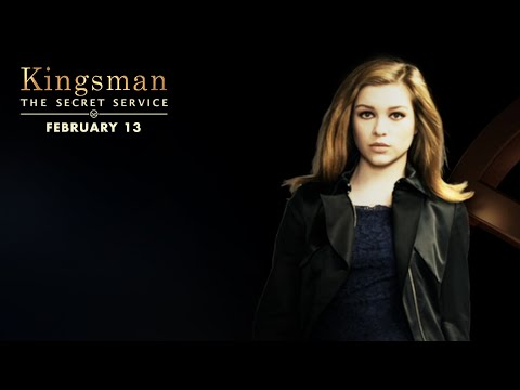 Kingsman: The Secret Service (Featurette 'Meet Roxy')