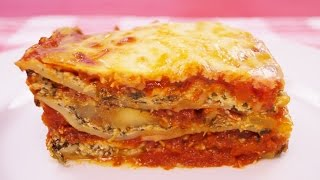 How To Make Vegetable Lasagna Recipe: Italian Classic: Mom's Best! Diane Kometa-Dishin' With Di #104