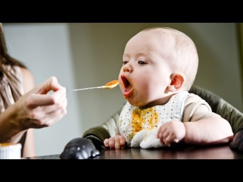 How to Introduce a Baby to Solid Food | Infant Care