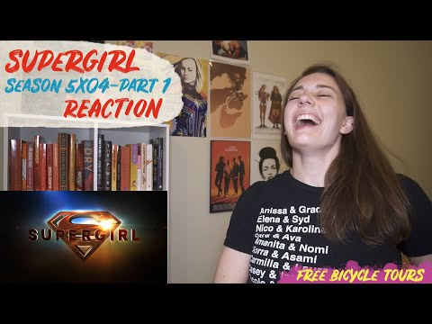 "Supergirl Season 5 Episode 4 ""In Plain Sight"" REACTION Part 1"