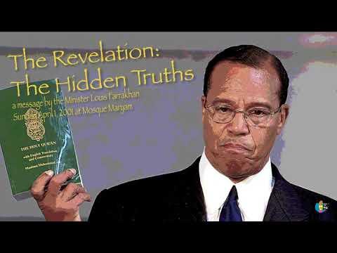 Minister Louis Farrakhan - The Hidden Truths (2001)  | Audio Version