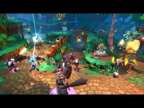 finally - It started out as a MOBA, but the developers of Dungeon Defenders 2 listened to the fans and brought the series back to its roots.